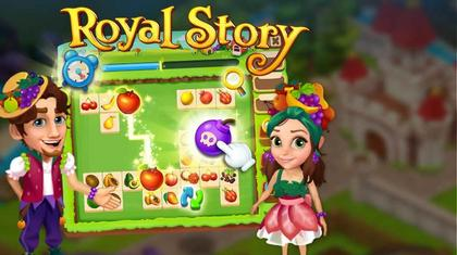 Royal Story - Event: Mahjong