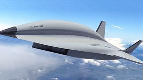 """""""Syn Blackbirda"""" pokazany przez Boeinga. Zastąpi kultowy samolot SR-71?"""
