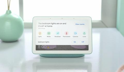 Made by Google 2018 - Google Home Hub