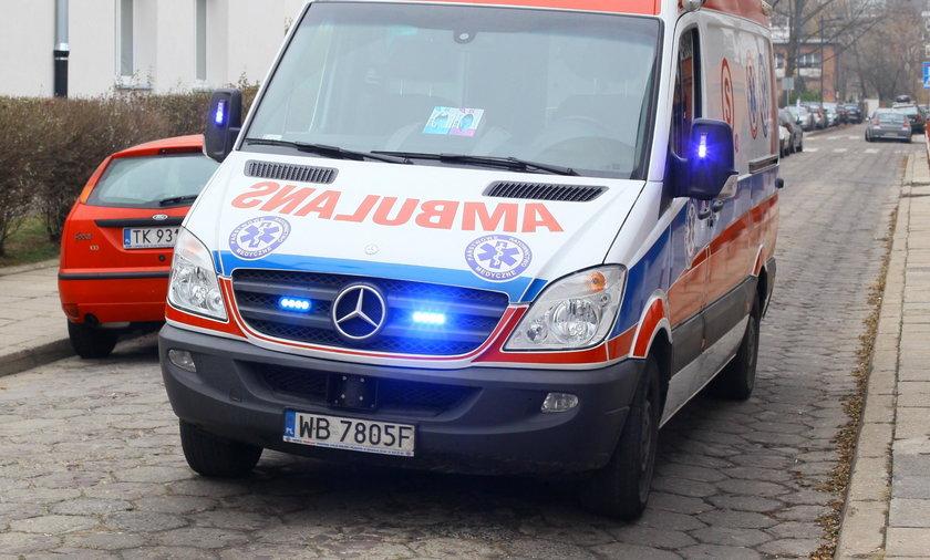 Ciężarna 14-latka w ciężkim stanie trafiła do szpitala. Jej dziecko nie żyło