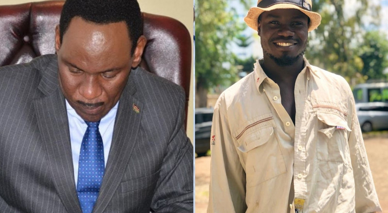 Ezekiel Mutua offers to help Mulamwah after announcing that he was quitting comedy