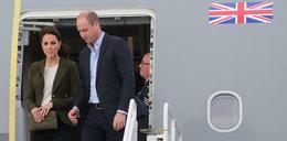 Podróże księżnej Kate. Tego wymaga w samolocie