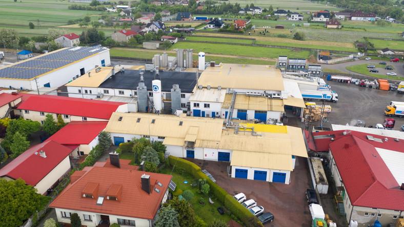 Fabryka lodów i mrożonek w Działoszynie