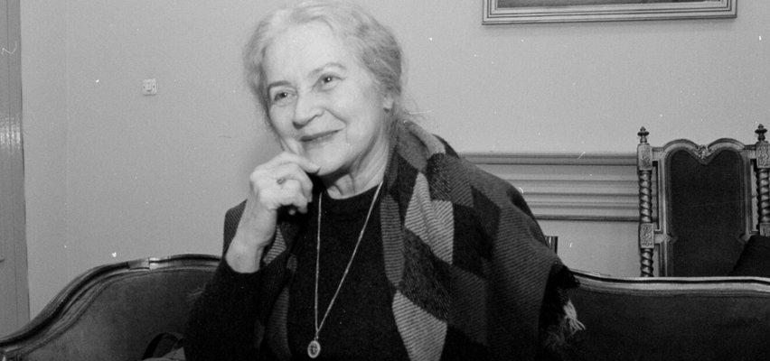 """Nie żyje aktorka znana z """"Pierwszej miłości"""". Zofia Bielewicz odeszła w wieku 93 lat"""