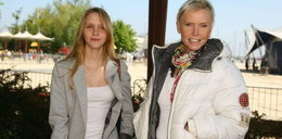Ewa Błaszczyk z córką!