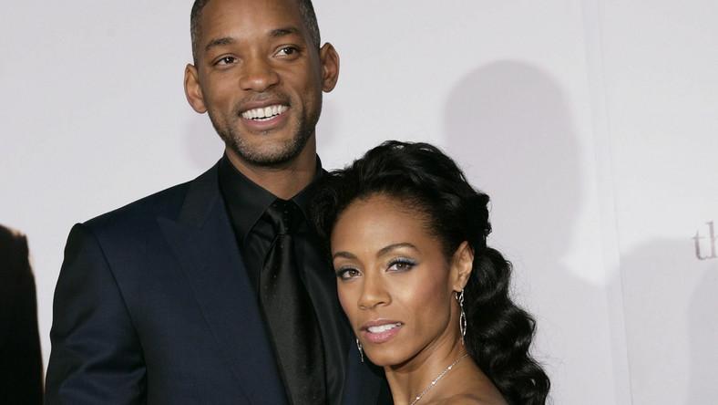 Will Smith z żoną Jadą