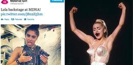 Wulgarna 15-letnia córka Madonny