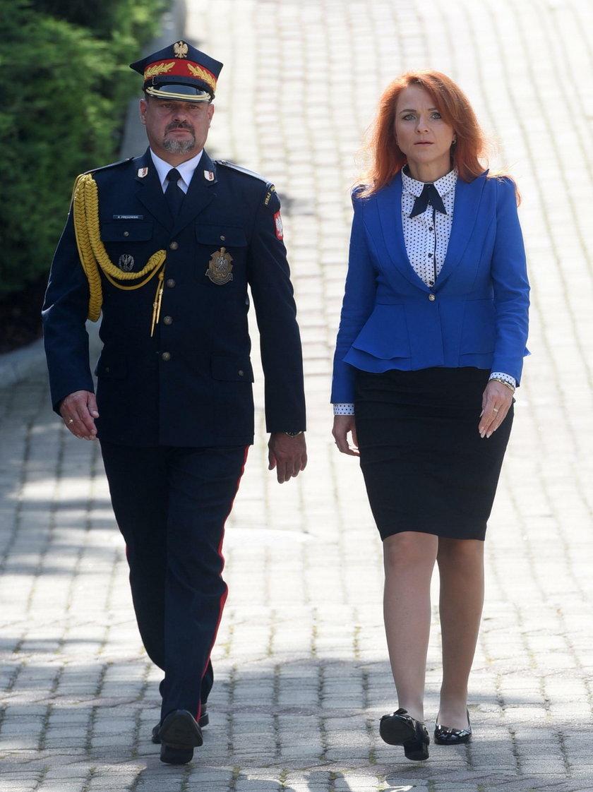 Agnieszka Kaczmarska, szefowa Kancelarii Sejmu