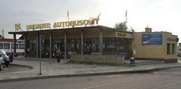 Atak nożownika na dworcu w Krośnie. Trwa obława
