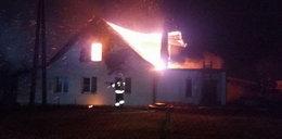 Tu spłonęły dwie osoby. Przed pożarem ktoś skoczył z okna