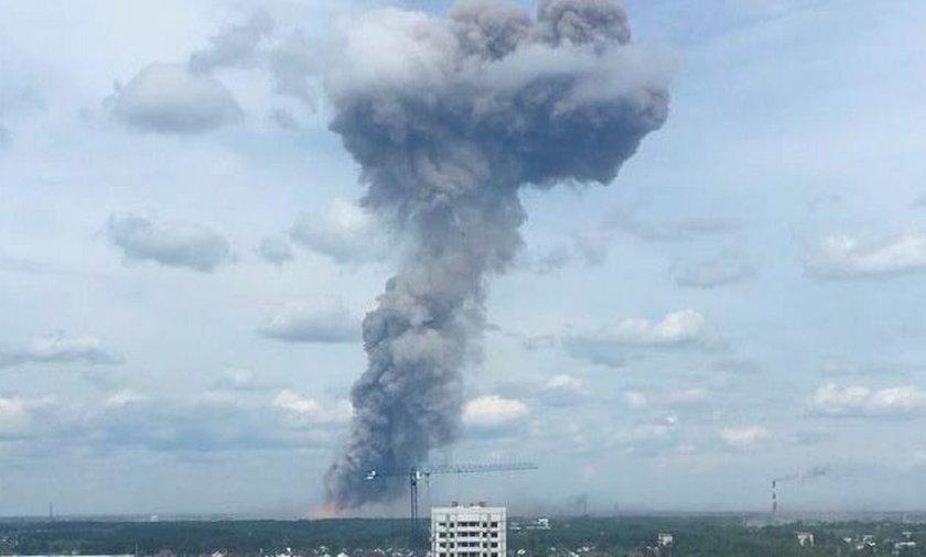 Wybuch w fabryce. Dziesiątki rannych, stan kilku krytyczny