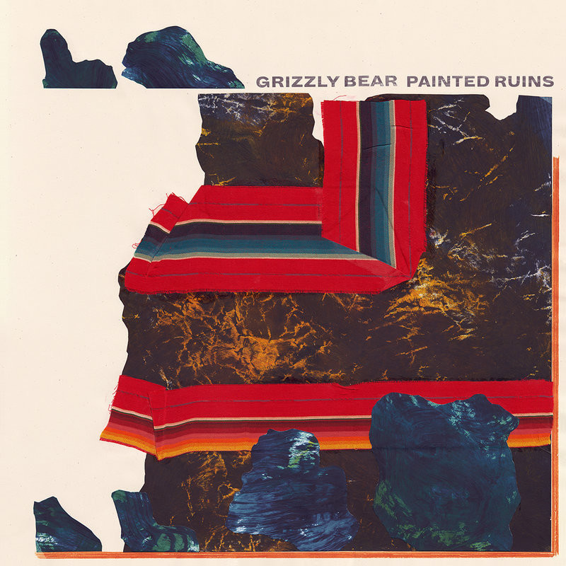 "Grizzly Bear - ""Painted Ruins"", 9"