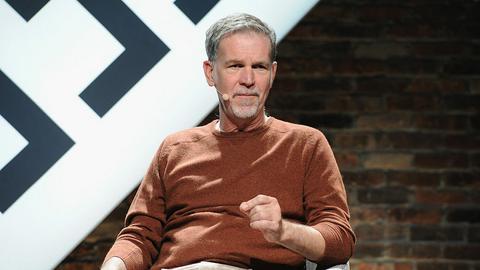 """Współzałożyciel i CEO Netfliksa Reed Hastings nie toleruje w firmie """"genialnych d*pków"""""""