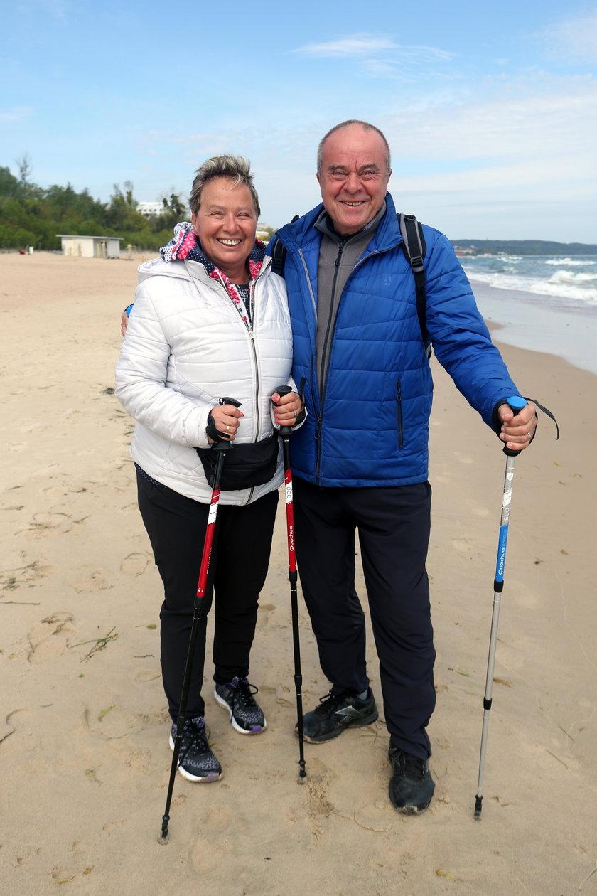 Tatiana (61 l.) i Marek (67 l.) Busse