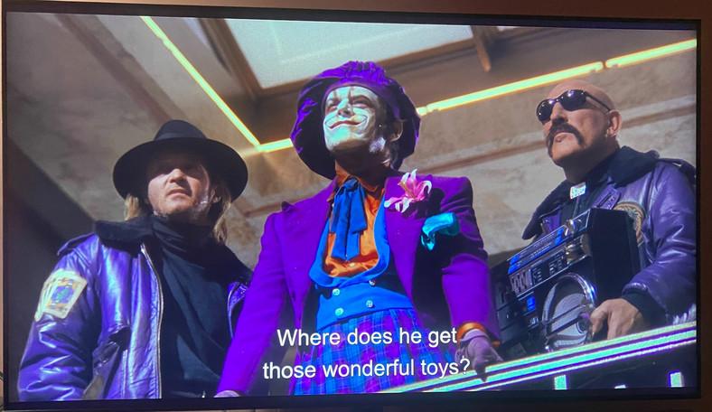 "Joker, ""Batman"""