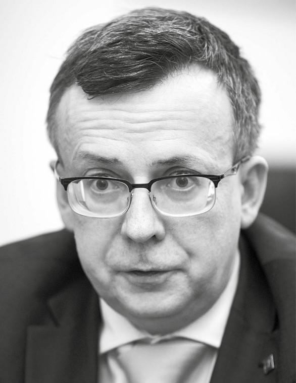Dobrosław Dowiat Urbański szef służby cywilnej