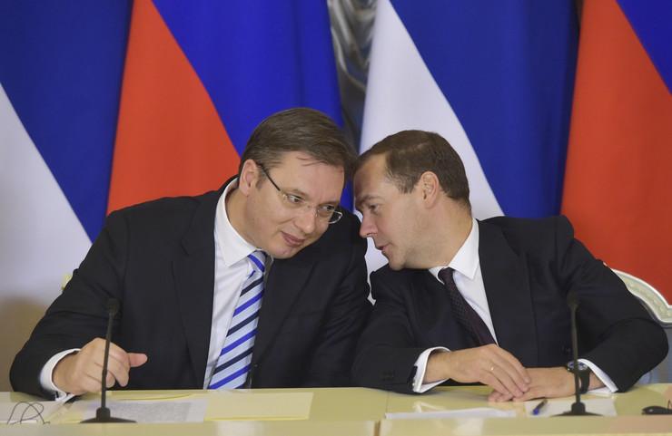 VUcic Medvedev foto Reuters