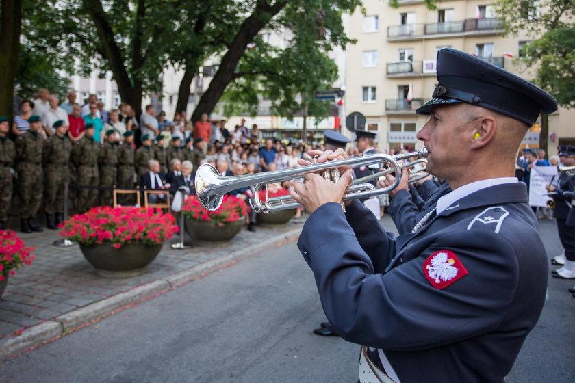 Podczas obchodów rocznicy Czerwca '56 odczytano jednak nazwiska ofiar katastrofy smoleńskiej