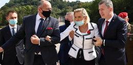 Poważny wypadek Anny Marii Anders. Jest w szpitalu. MAMY ZDJĘCIA!