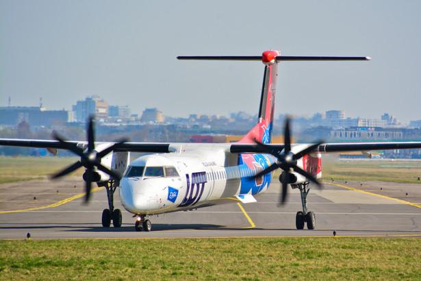 Bombardiery Q400 to 90-miejscowe samoloty, które obsługują głównie połączenia krajowe.