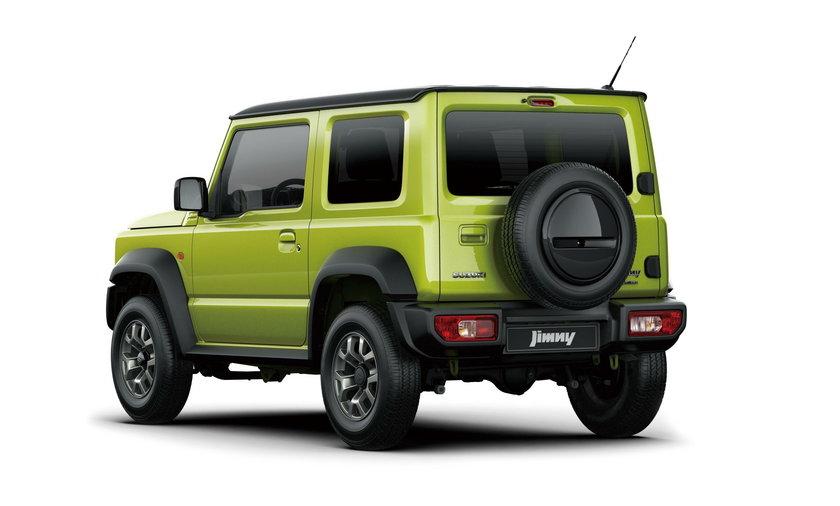 Nowy Suzuki Jimny