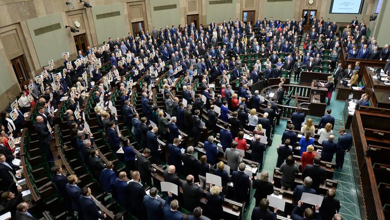 Posiedzenie Sejmu