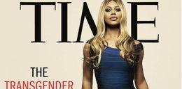 Transpłciowa modelka na okładce Time'a