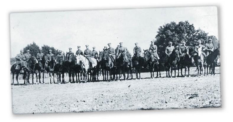 Kawaleria w czasie wojny polsko-bolszewickiej, 1919-1920