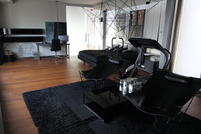 To mieszkanie znanej projektantki. Ale luksus!