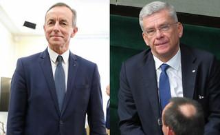 Karczewski do Grodzkiego: Apelujemy o rezygnację z funkcji marszałka Senatu