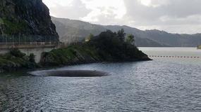 Dziura w jeziorze Berryessa. Tego zjawiska nie widziano od 10 lat