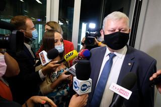 Suski o Lex TVN: Jeżeli firma uzyskuje koncesję w Holandii, to w jakimś sensie przyznała się, że omija polskie przepisy