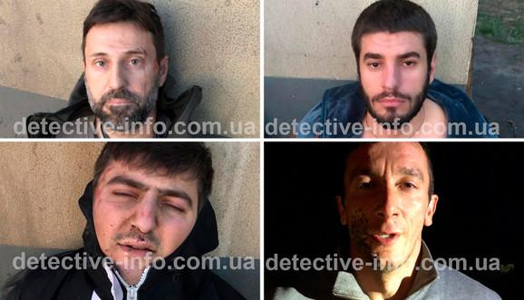 Uhapšeni za pokušaj ubistva