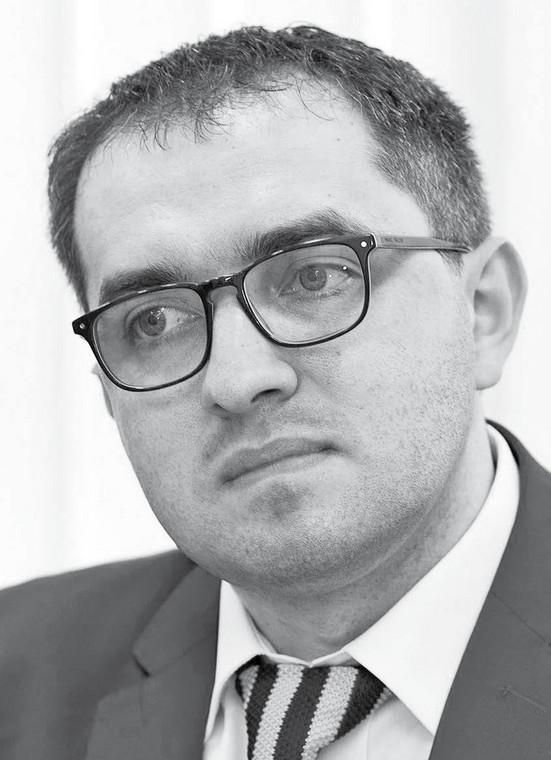 Dr Andrzej Pogłódek prawnik, konstytucjonalista, adiunkt na Wydziale Prawa i Administracji Uniwersytetu Kardynała Stefana Wyszyńskiego w Warszawie