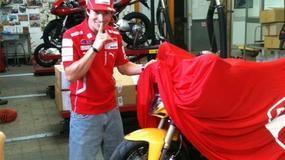 Pierwsze zdjęcie Ducati Streetfighter 848