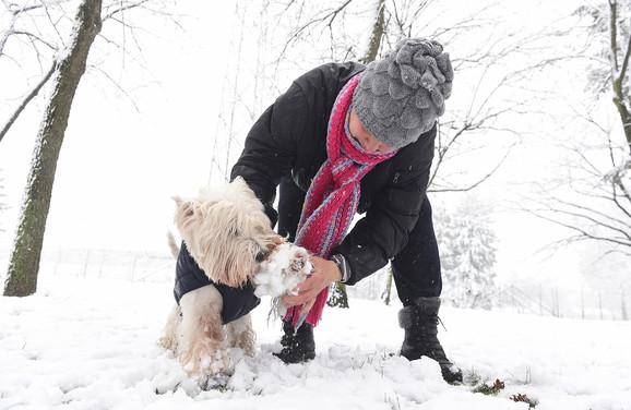 Na vidiku nema novog zahlađenja tokom narednih nedelja, niti će biti sličnih dana u aprilu