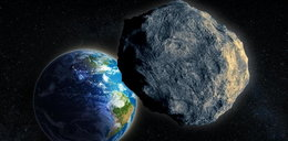 Duża asteroida uderzy w Ziemię. Kiedy?