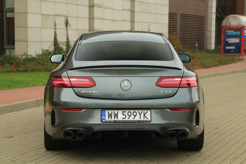 Mercedes-AMG E 53 4Matic Coupe