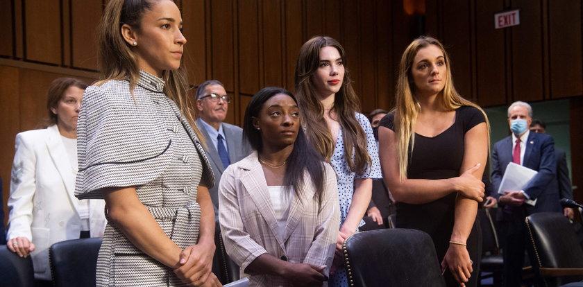 Skandal w USA! Gimnastyczki oskarżają służby i sportowe władze. FBI przymykało oko na seksaferę
