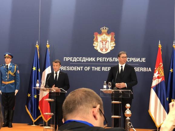 Makorn i Vučić