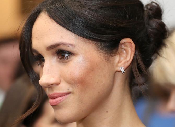 Megan ima tajnu lepe kože