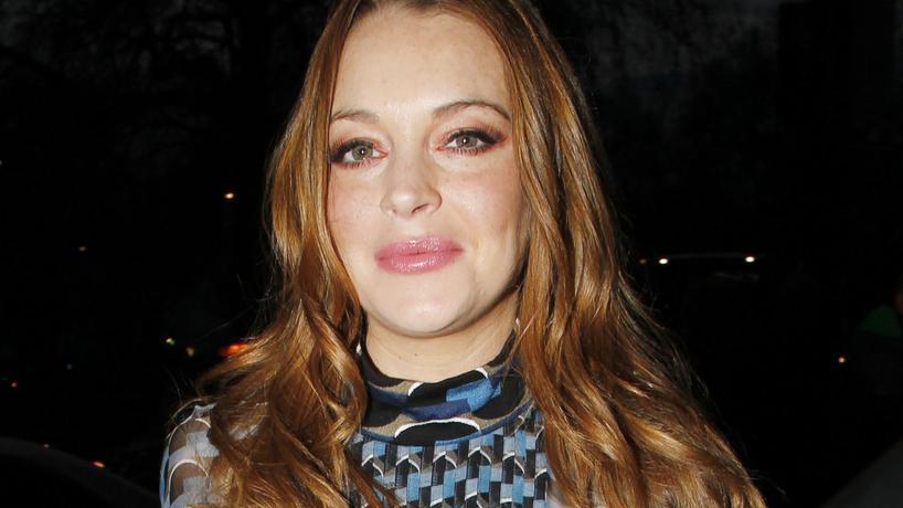 Lindsay Lohan pobita przez narzeczonego!