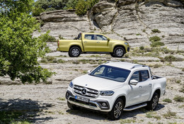 Mercedes X – pick-up klasy premium?