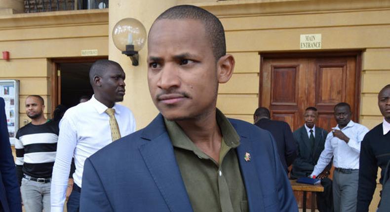 Embakasi MP Babu Owino