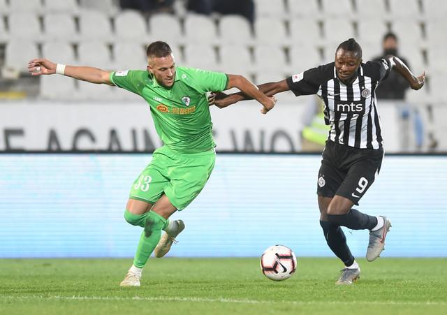 FK Partizan - FK Inđija