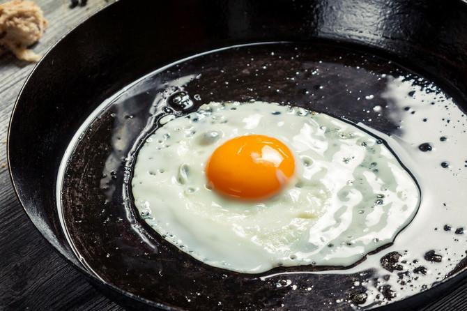 Savršeno jaje na oko, a niste mrdnuli prstom