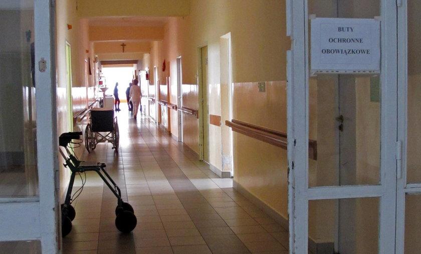 Siemiatycze: pacjent zmarł w karetce przed szpitalem
