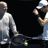"""""""NOVAKU SAM NA SILU GURAO NEKE STVARI"""" Agasi: Tenis je dobio ono što zaslužuje - ĐOKOVIĆA NA VRHU!"""