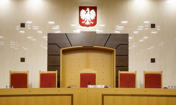 Trybunał Konstytucyjny , PAP/Paweł Supernak