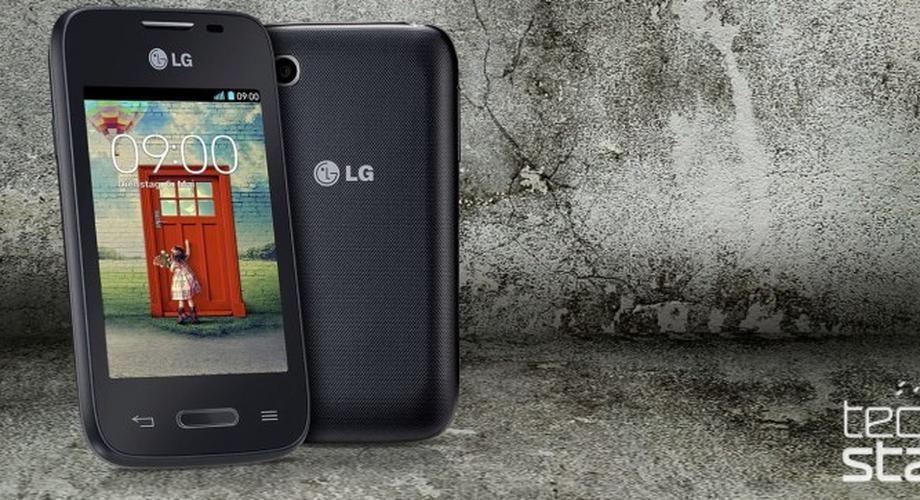 LG L35: Mini-Smartphone mit 3,2-Zoll-Display – für 79 Euro!